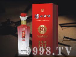 泸州古酒 古蕴(红)