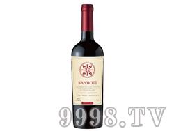 智利圣铂帝・卡本纳苏维翁2016干红葡萄酒