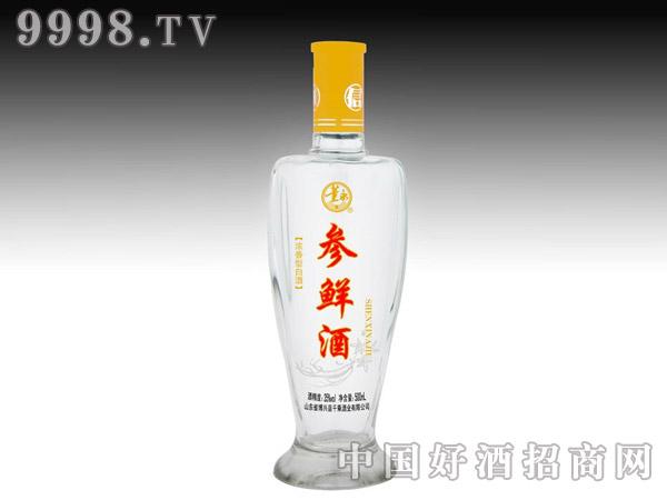 参鲜酒35°500ml浓香型