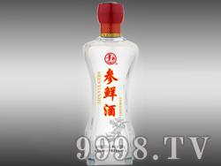 参鲜酒浓香型