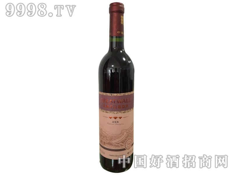 长城三钻赤霞珠干红葡萄酒