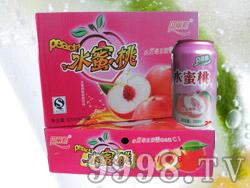 贝丽斯水蜜桃24罐320ml