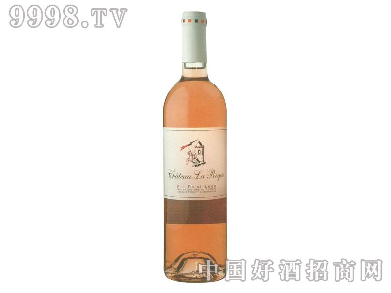 法国豪客酒庄探索(桃红)13°750ml