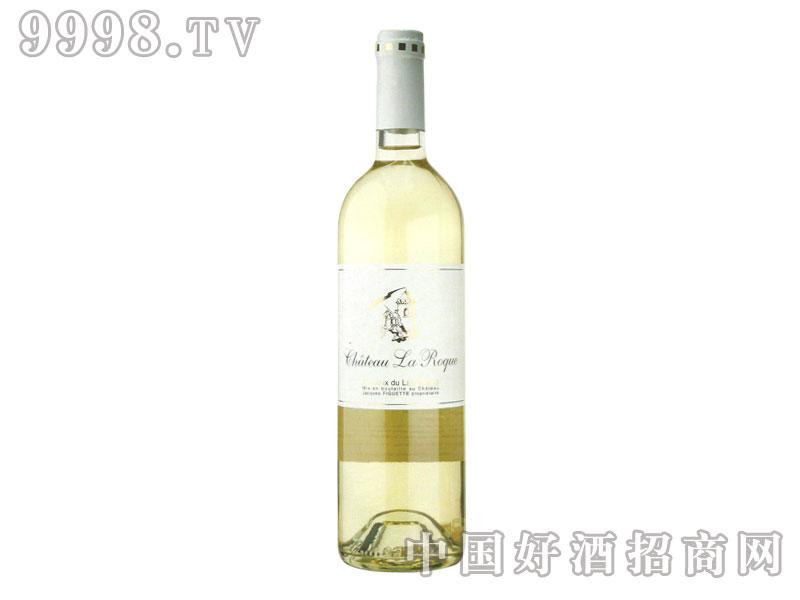 法国豪客酒庄探索(干白)12.5°750ml