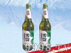 雪啤啤酒500ml、600ml