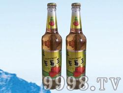 草莓王啤酒500ml、600ml