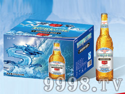 冰纯啤酒330ml×24瓶
