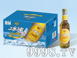 冰纯啤酒330ml×24