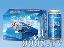 酒立方啤酒500ml×24/12(易拉罐装)