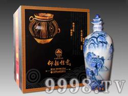 仰韶传奇-1500ml-礼品盒(华山)