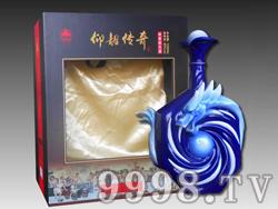 仰韶传奇-1500ml-礼品盒(蓝龙)