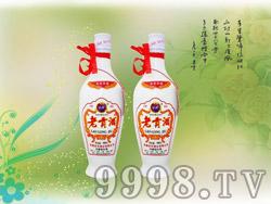 白瓷老贡酒