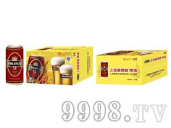 喜德利啤酒(9号红蓝罐)
