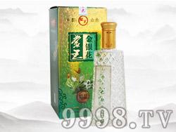 蒙王金银花酒450ml