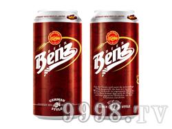 C.Benz奔驰啤酒&#8226经典 易拉罐