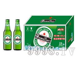 夜场啤酒招商 330毫升奥贝喜力啤酒