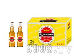 夜场啤酒招商 330毫升皇家真谛黄啤酒