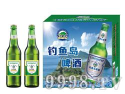 500毫升啤酒招商 钓鱼岛啤酒