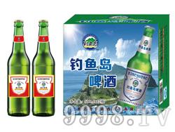 500毫升啤酒招商 红钓鱼岛啤酒
