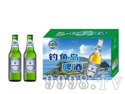 夜场啤酒招商 330毫升钓鱼岛啤酒