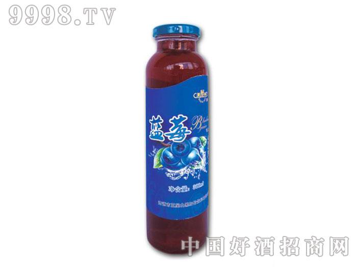 300ml蓝莓蓝瓶