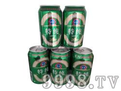 圣水泉特纯优质啤酒(罐装)