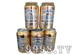圣水泉小麦王啤酒