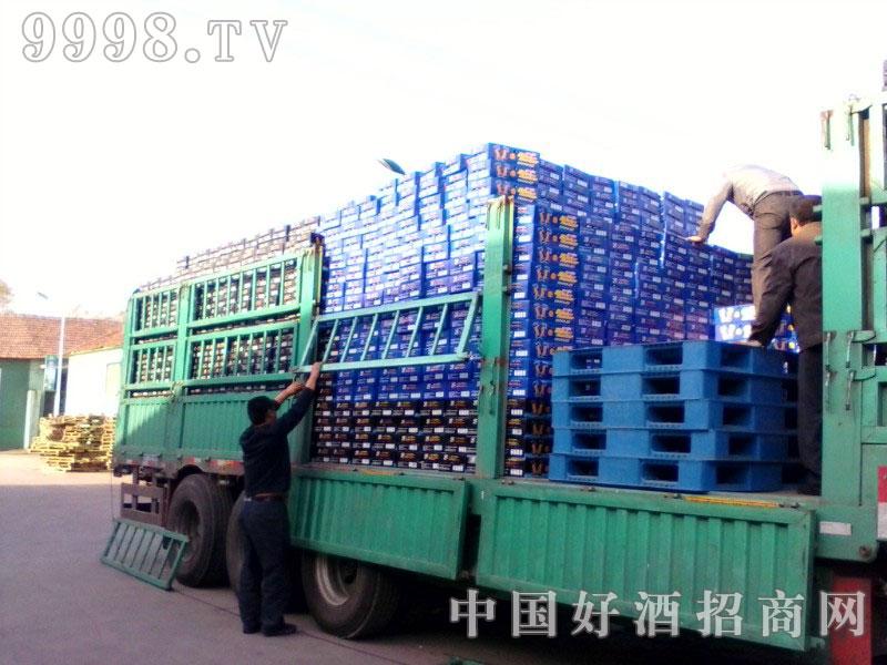 公司发货车9