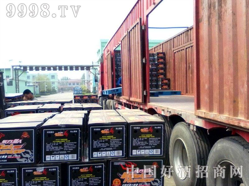 公司发货车15