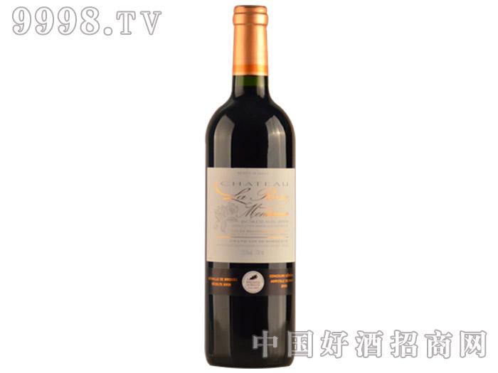 蒙塔瑞玫瑰干红葡萄酒2008