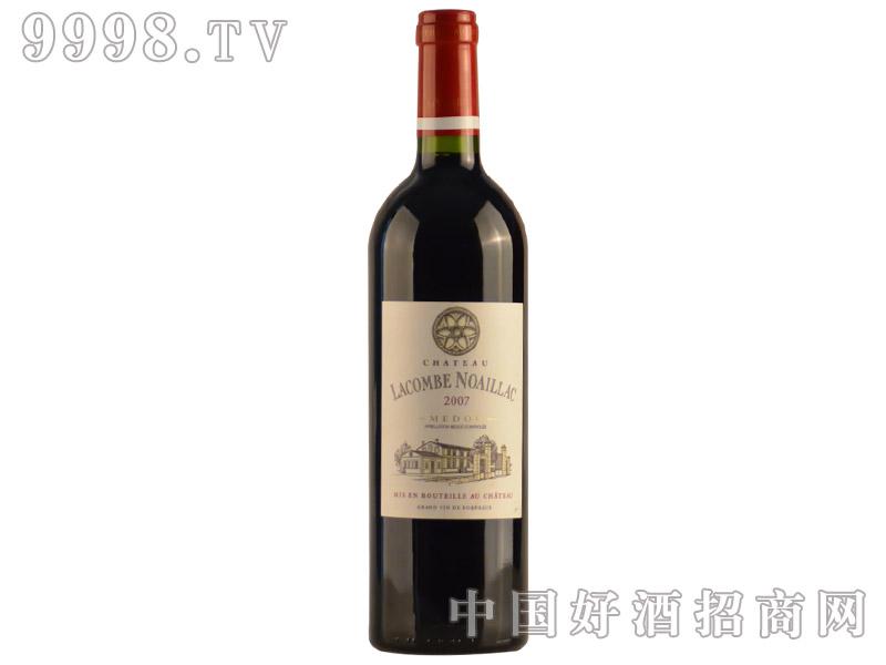 诺亚克城堡干红葡萄酒2007