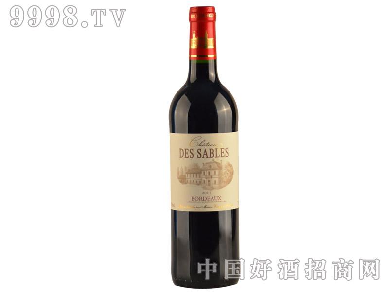 赛博城堡干红葡萄酒2011