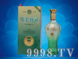绵柔苏冠(9A级)42°52°(136元/瓶)