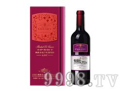 朗格多克干红葡萄酒