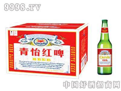 青怡红啤330ml