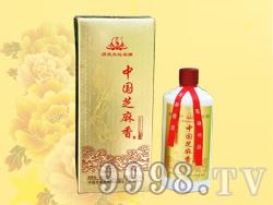 中国芝麻香酒46度