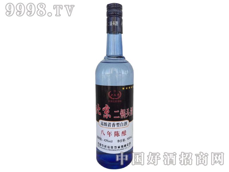 牛栏山庄北京二锅头陈酿