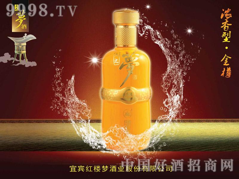 天之梦浓香型-金樽-白酒招商信息