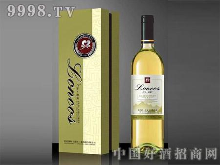 精装干白葡萄酒