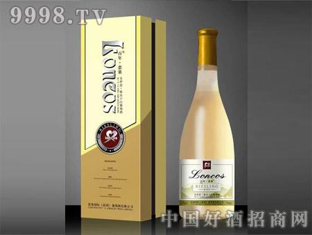 精装精品干白葡萄酒