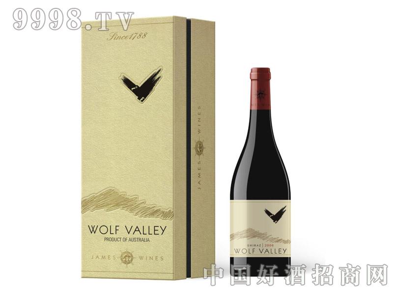 禾富山谷-2006西拉干红葡萄酒