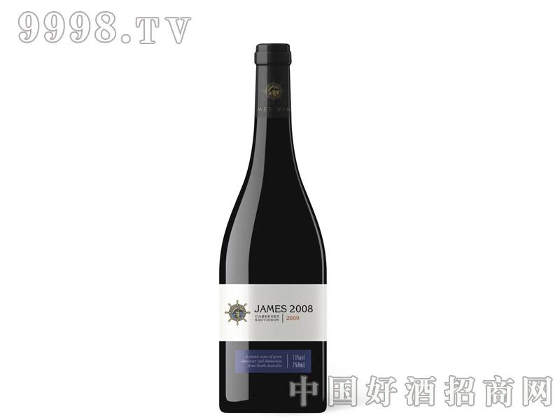 詹姆士2008-2009卡本纳干红葡萄酒