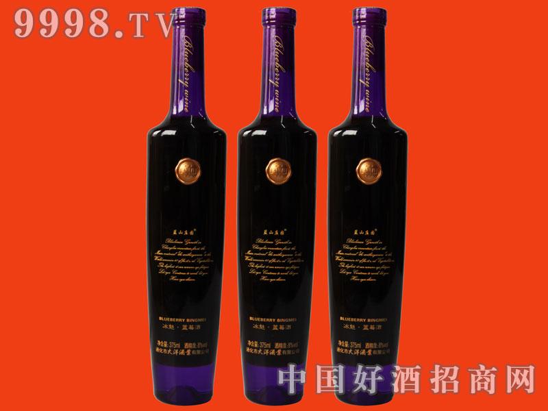 375ml冰魅-蓝莓酒