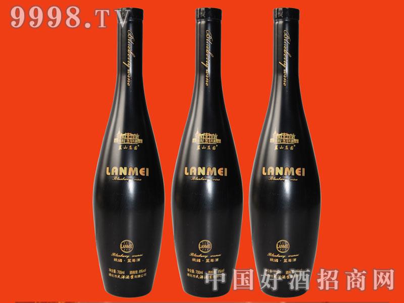 700ml妩媚蓝莓酒