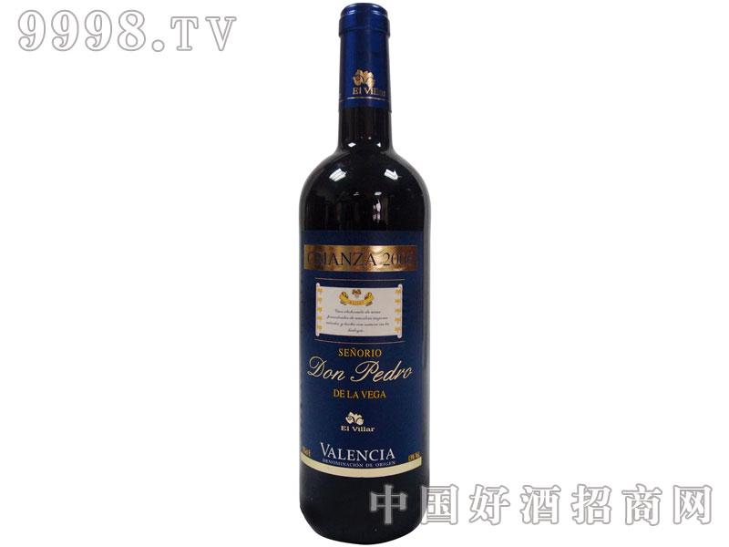 当露2006陈酿红葡萄酒