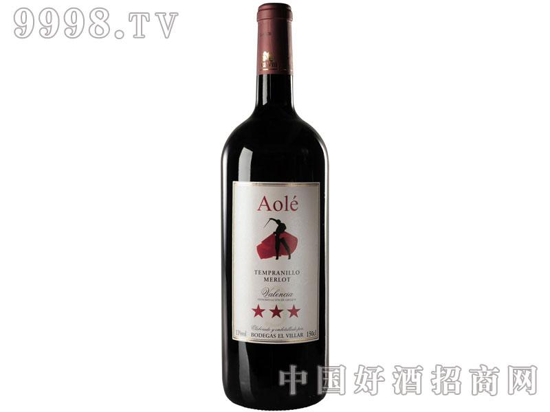 斗牛士2008(三星)陈酿红葡萄