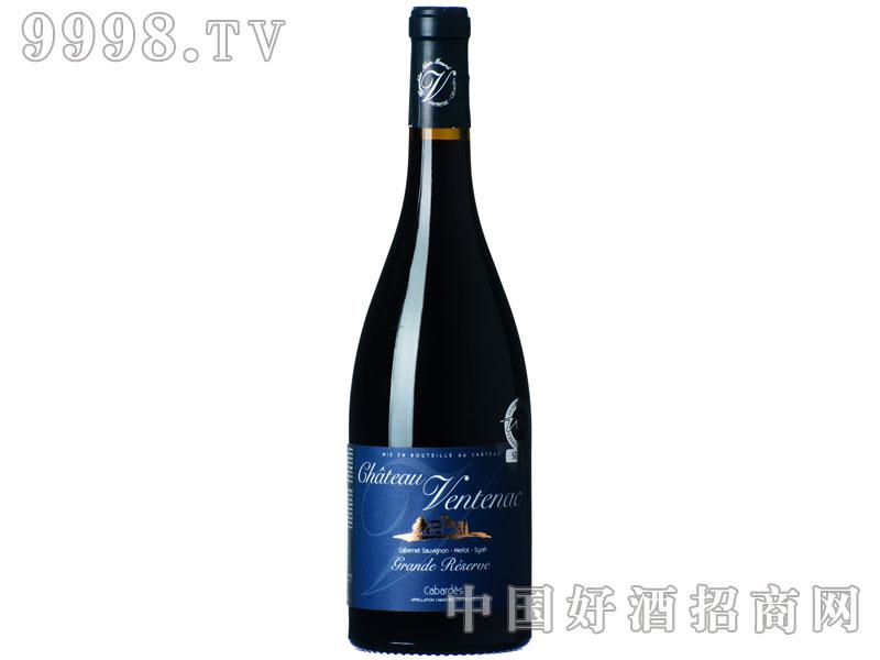 云腾堡陈酿2008红葡萄酒