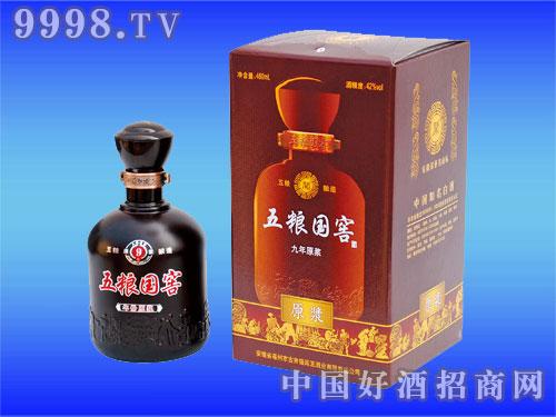 闯王酒业五粮国窖原浆9