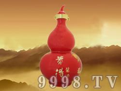 贵得酱酒大葫芦5L(红)