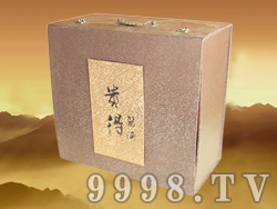 贵得酱酒大葫芦5L酒(礼盒)